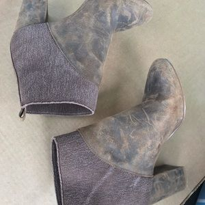 Anthropologie Shoes - Anthropologie Ms. Albright Brown Vella Boots